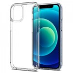 Spigen iPhone 12 Mini 5.4 Ultra Hybrid – Clear