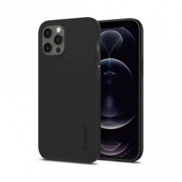 Spigen iPhone 12 Pro Max 6.7 Thin Fit – Matte Black