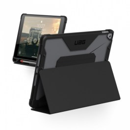 UAG iPad ( 7th gen, 10.2″ ) PLYO – Black/Ice