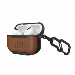 UAG AirPods Pro Metropolis – Leather Brown
