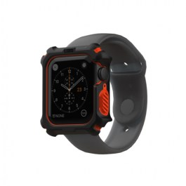 UAG Rugged Case for Apple Watch 44mm – Black/Orange