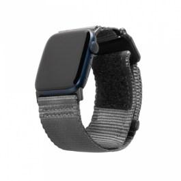 UAG Apple Watch 44/42mm Active Strap Lite – Dark Grey