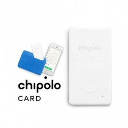 Chipolo Card – White