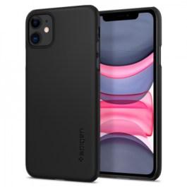 Spigen iPhone 11 6.1″ Thin Fit – Black