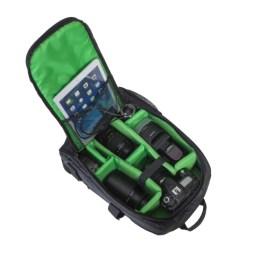 Green Mantis 7490 (PS) SLR Backpack – Black