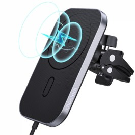 Choetech MagLeap Magnetic Wireless Car Charger 15W