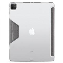JTLEGEND AMOS iPad Pro 11″ 2021 Folio Case with Pencil Holder – Dark Grey