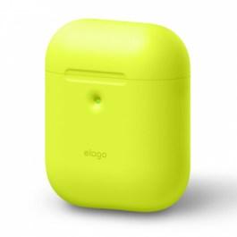 A2 Silicone Case – Neon Yellow