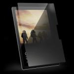 UAG Surface Go Glass Screen- Privacy