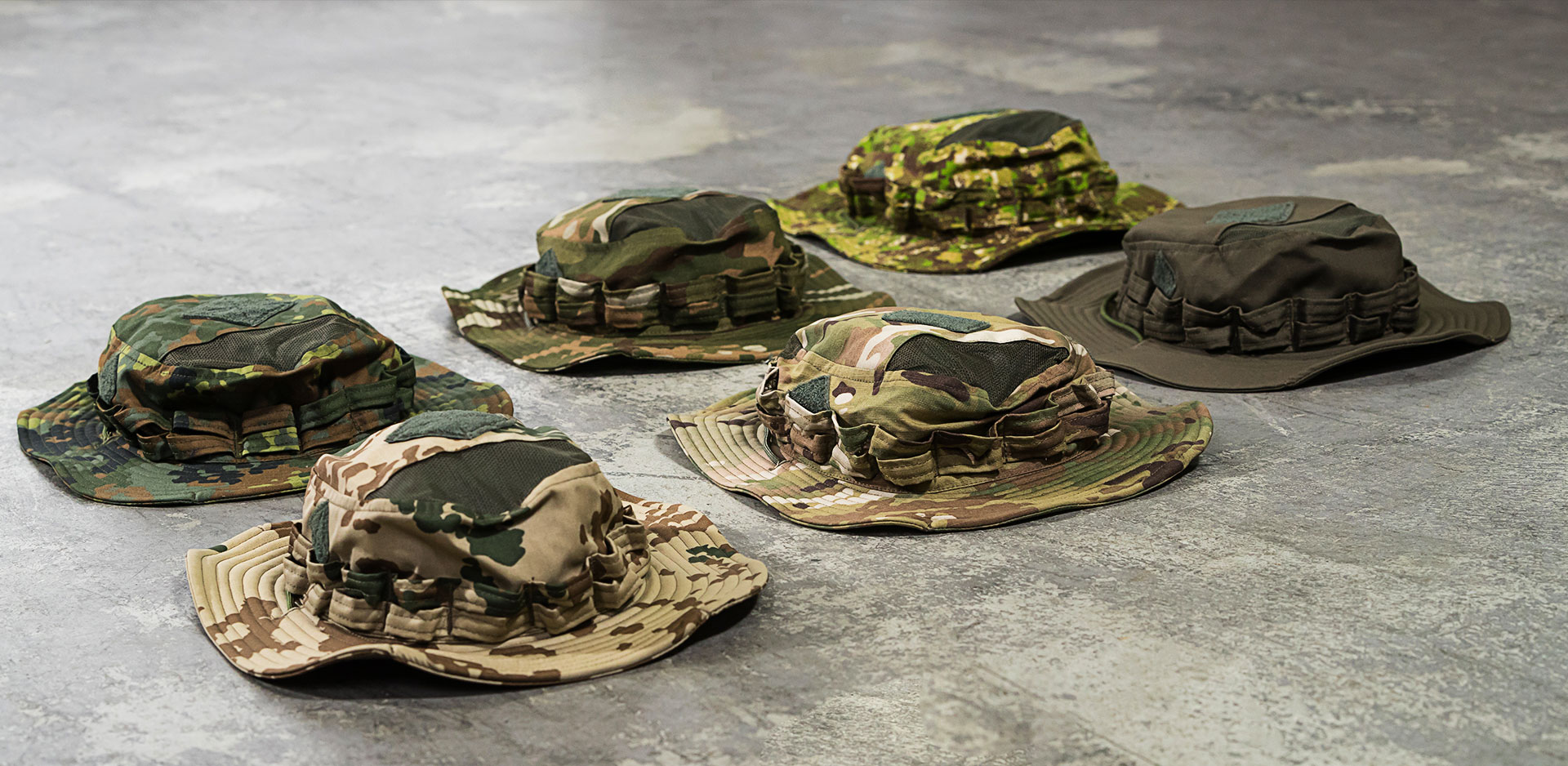 The History Of Boonie Hats Uf Pro Blog