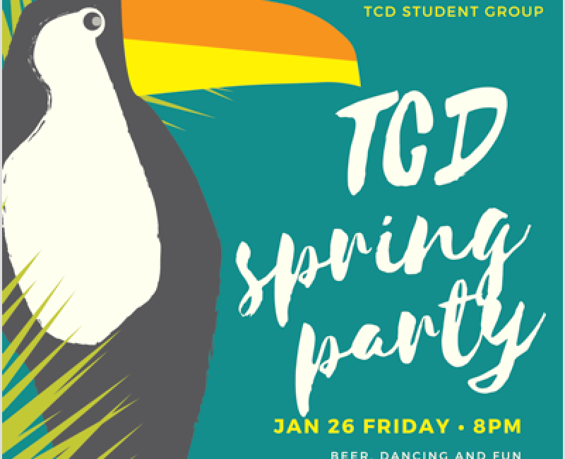 TCD Spring Party