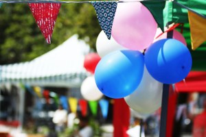 Fete & bunting