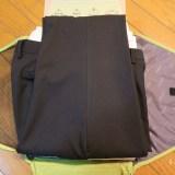 【レビュー】 BAGSMARTワイシャツケース │皺なくコンパクトに収納