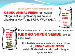 chicken management swahili 028 - Ufugaji wa kuku: namna ya kuanza na mchanganuo wa mapato na matumizi