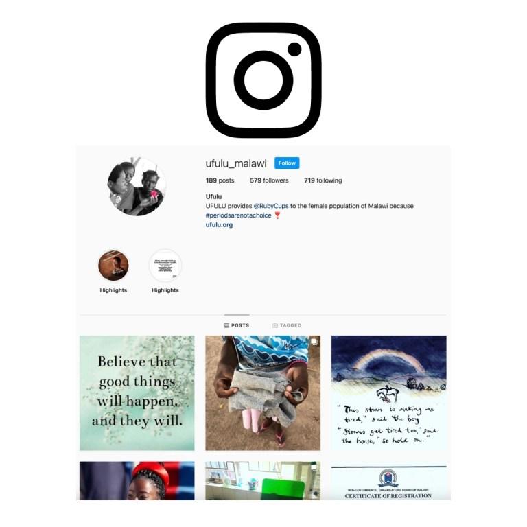 Ufulu Malawi instagram account.