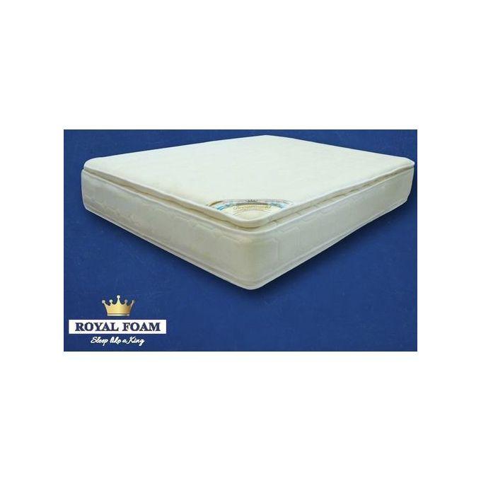 Shop Royal Foam Orthopedic Re Bonded Mattress Medium Hard