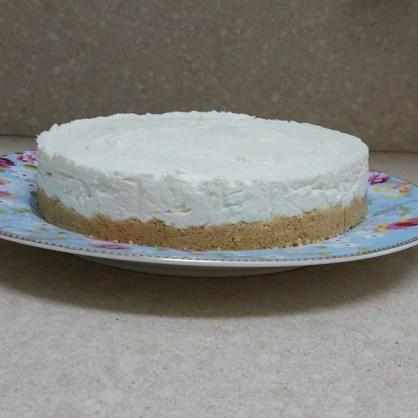 עוגת גבינה ריקוטה