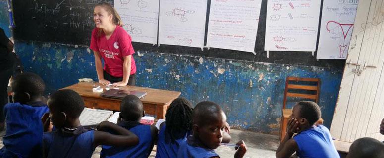 Uganda For Her: Education Eliminates The Child Bride