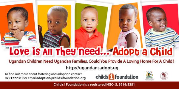 Résultats de recherche d'images pour «child adoption uganda images»