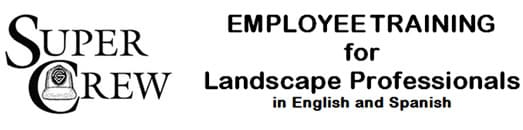 SuperCrew: Employee Training for Landscape Professionals