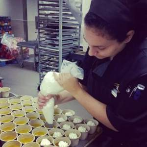 Chef Gracie Atsma