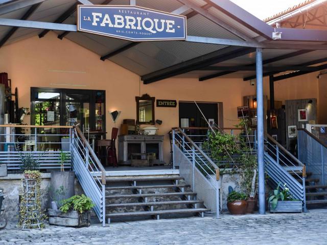 la fabrique restaurant gastronomique