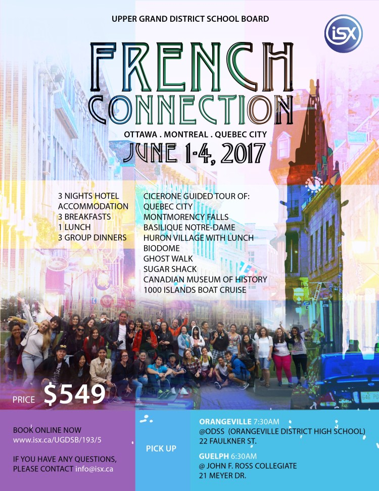 French Connection 2017