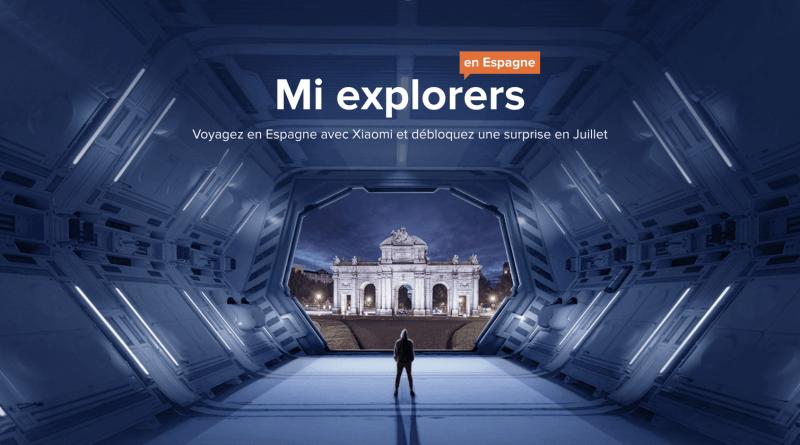 Xiaomi Mi Explorer