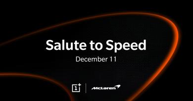 OnePlus McLaren Event