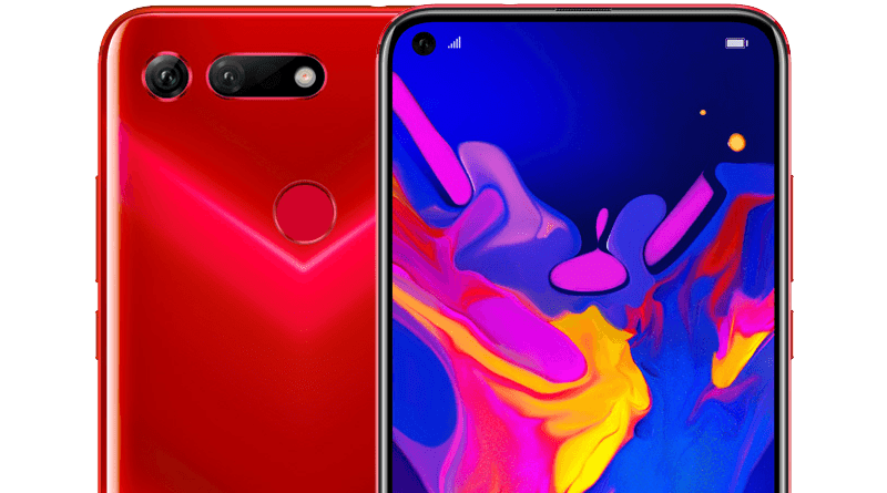 Honor V20 Red