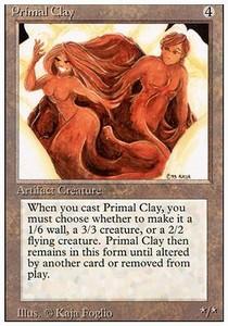 ugi games mtg revised primal clay