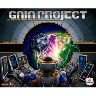 ugi games maldito gaia project juego mesa español