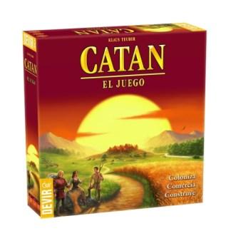 ugi games toys devir catan basico juego mesa estrategia español