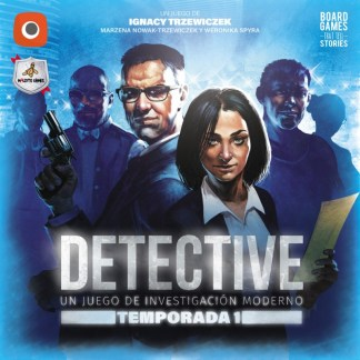 ugi games toys maldito detective expansion juego mesa estrategia español temporada 1