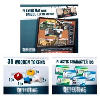 ugi games toys maldito detective expansion juego mesa estrategia español pack promo