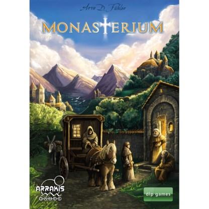 ugi games toys arrakis monasterium juego mesa estrategia español