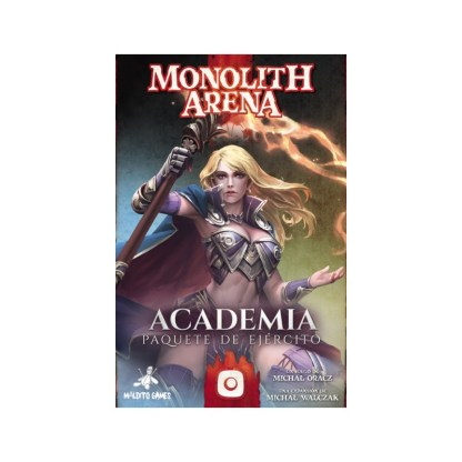 ugi games toys maldito monolith arena juego mesa español expansion academia paquete ejercito