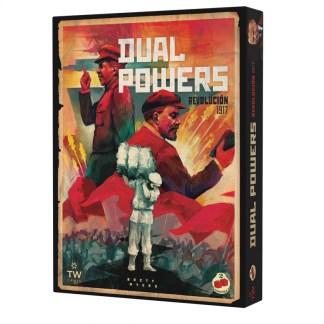 ugi games toys thunderworks 2 tomatoes dual powers revolucion 1917 juego mesa estrategia wargame español