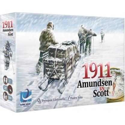 ugi games toys looping 2 tomatoes 1911 amundsen vs scott juego mesa cartas español
