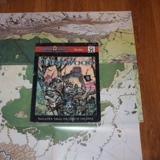 ugi games toys ice merp middle earth rpg english book mirkwood 2019