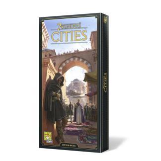 ugi games toys repos production 7 wonders segunda edicion juego mesa cartas estrategia expansion cities