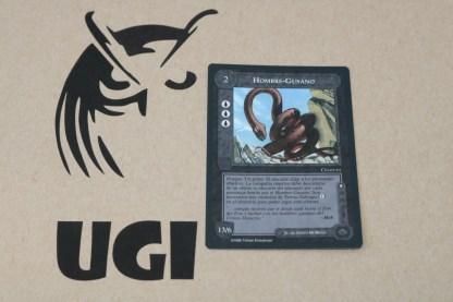 ugi games toys joc internacional satm los dragones 1996 carta hombre gusano