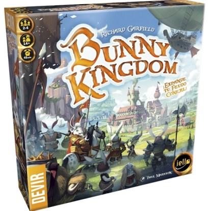 ugi games toys devir bunny kingdom juego mesa español