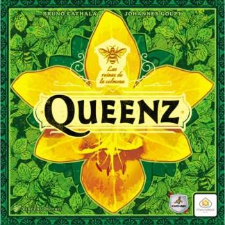 ugi games toys maldito games queenz to bee or not to bee juego mesa español