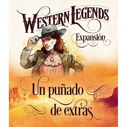 ugi games toys maldito games western legends juego mesa español expansion un puñado de extras