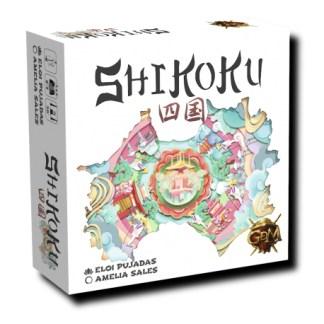 ugi games toys maldito games shikoku juego mesa estrategia español