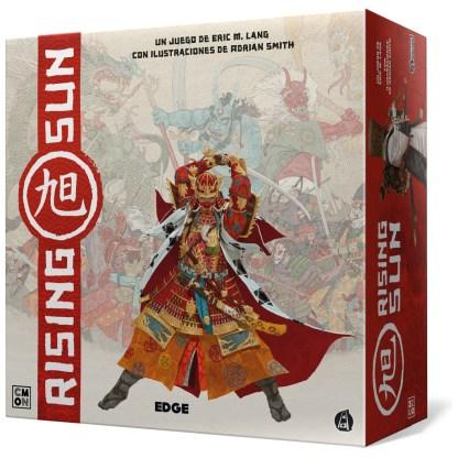 ugi games toys edge entertainment cmon limited rising sun juego mesa estrategia español