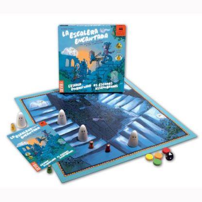 ugi games toys devir la escalera encantada juego mesa español