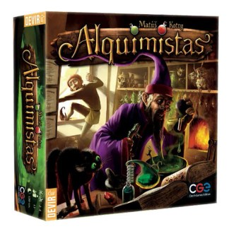 ugi games toys devir alquimistas juego mesa estrategia español