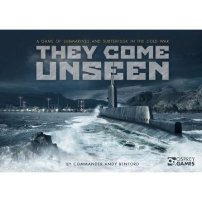 ugi games toys osprey they come unseen english wargame board